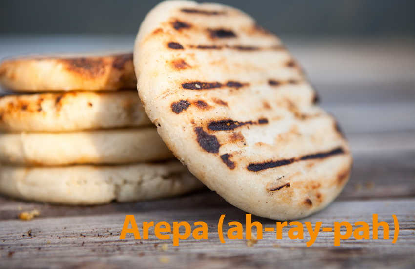 Arepas Recipe — Dishmaps